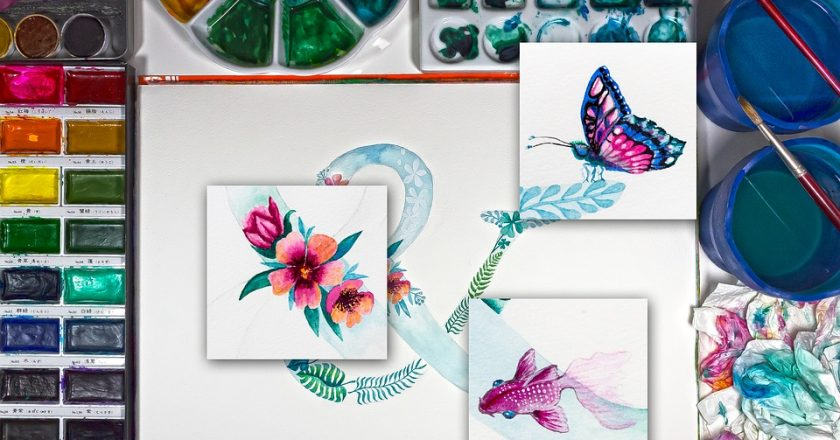 Wandmalerei Ideen für Ihr Zuhause